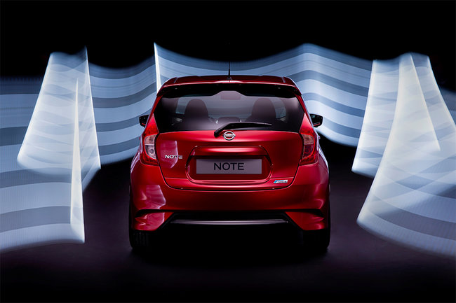 Nissan Safety Shield gives you 360-degree driver vision - photo 1