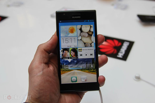 Huawei Ascend P2 pictures and hands-on - photo 16