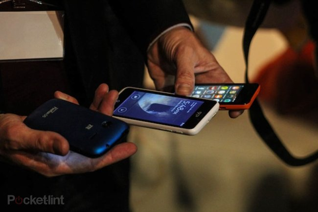 First Firefox OS handset launches in Europe this summer with the Alcatel One Touch Fire - photo 1