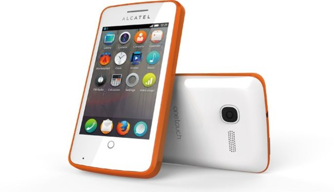 First Firefox OS handset launches in Europe this summer with the Alcatel One Touch Fire - photo 2