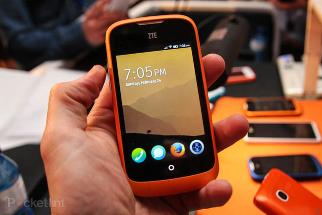 ZTE Open pictures and hands-on  - photo 1