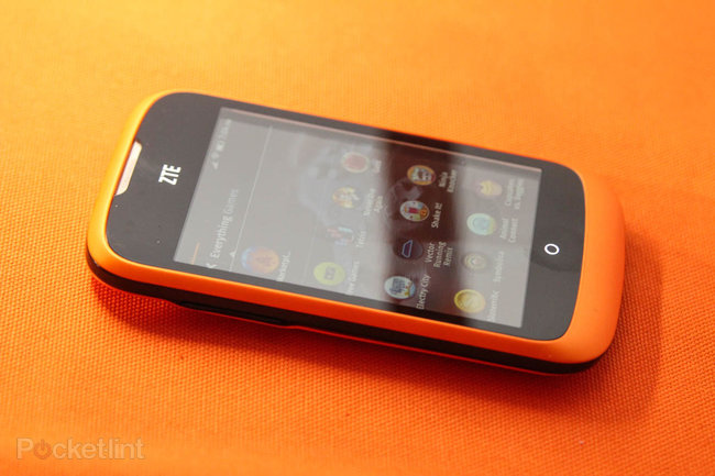 ZTE Open pictures and hands-on  - photo 2
