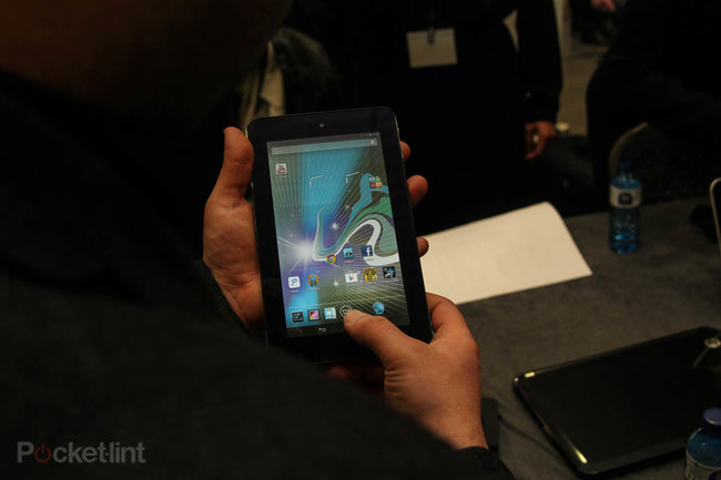 HP Slate 7 pictures and hands-on - photo 2