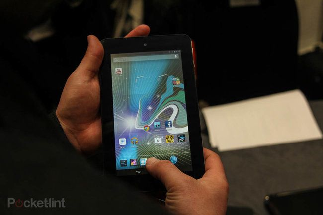HP Slate 7 pictures and hands-on - photo 3