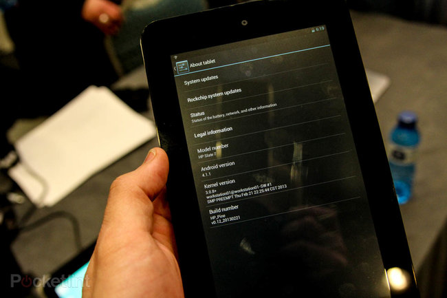 HP Slate 7 pictures and hands-on - photo 33