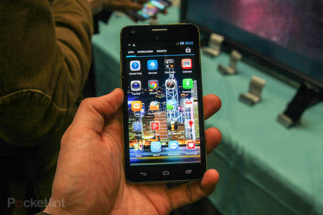 Alcatel Onetouch Idol Ultra pictures and hands-on - photo 10