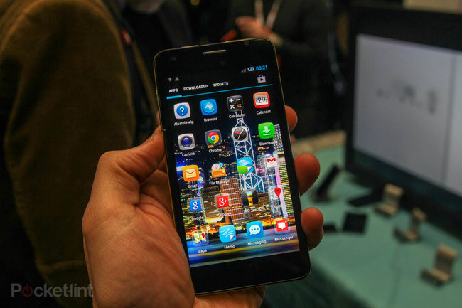 Alcatel Onetouch Idol Ultra pictures and hands-on - photo 8