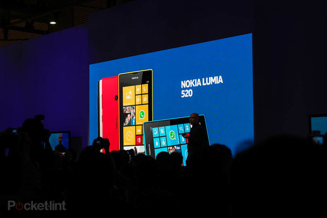 Nokia Lumia 520 and Lumia 720 confirmed - photo 2