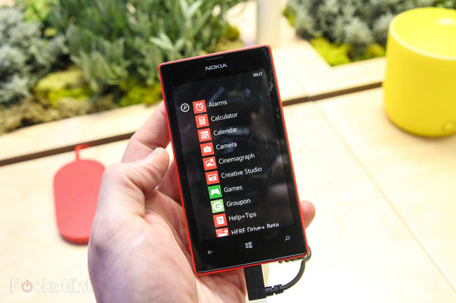 Nokia Lumia 520 pictures and hands-on - photo 7