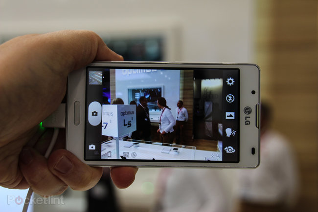 LG Optimus L Series II pictures and hands-on: L3 II, L5 II, L7 II - photo 10