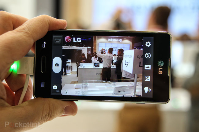 LG Optimus L Series II pictures and hands-on: L3 II, L5 II, L7 II - photo 16