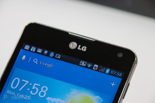 Hands-on: LG Optimus G UK release teased - photo 13