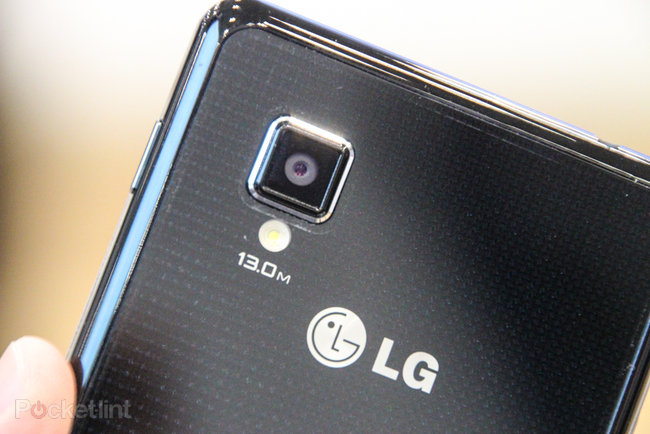 Hands-on: LG Optimus G UK release teased - photo 3