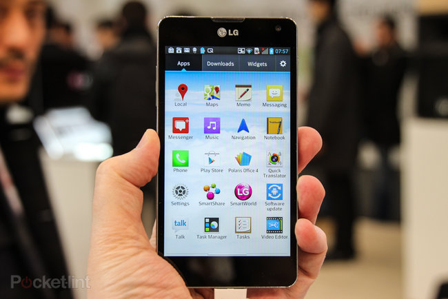 Hands-on: LG Optimus G UK release teased - photo 6