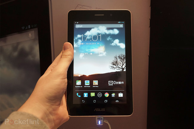 Asus Fonepad pictures and hands-on - photo 1
