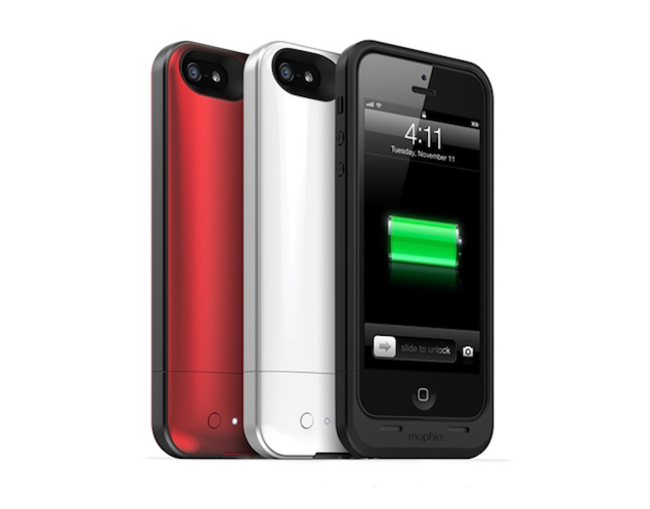 Mophie announces lighter Juice Pack Air for iPhone 5, promising '100% extra battery' - photo 1