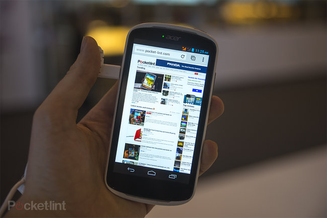 Acer Liquid E1 pictures and hands-on - photo 1