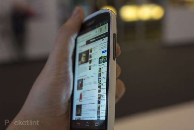 Acer Liquid E1 pictures and hands-on - photo 7