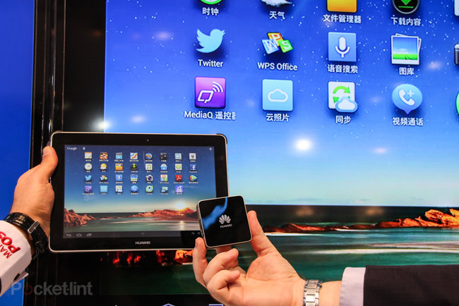 Huawei MediaQ pictures and hands-on - photo 10