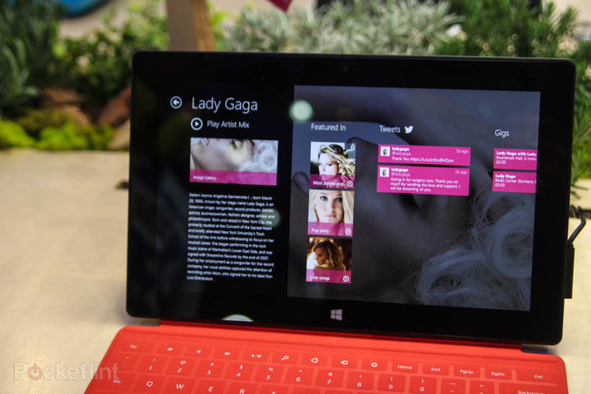 Nokia Music Plus on Windows 8 pictures and hands-on - photo 14