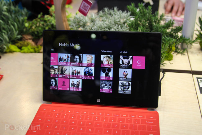 Nokia Music Plus on Windows 8 pictures and hands-on - photo 3