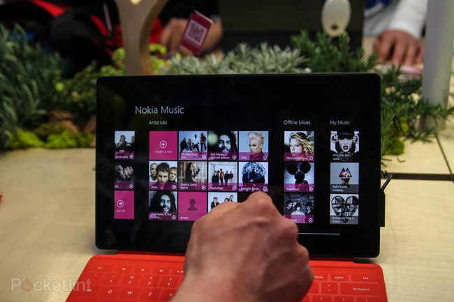 Nokia Music Plus on Windows 8 pictures and hands-on - photo 4