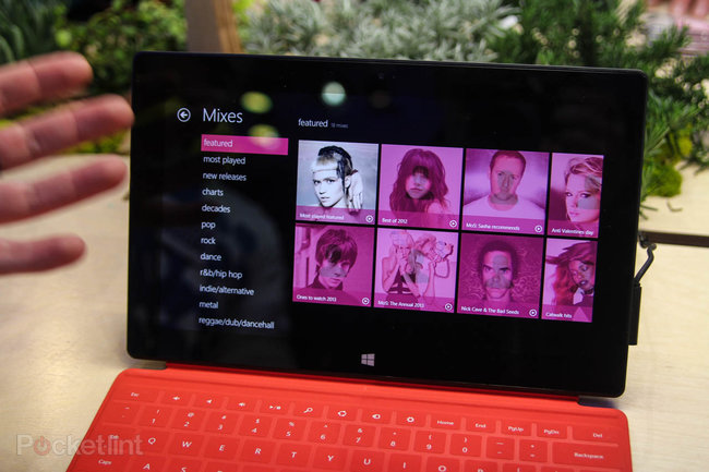 Nokia Music Plus on Windows 8 pictures and hands-on - photo 7