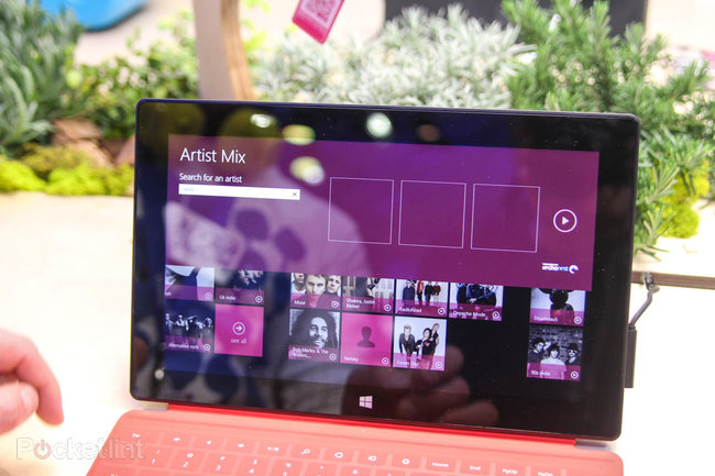 Nokia Music Plus on Windows 8 pictures and hands-on - photo 8