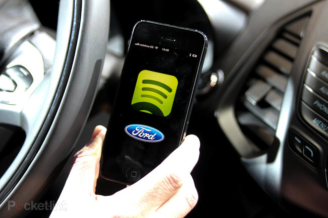Spotify in Ford EcoSport: The first listen - photo 1