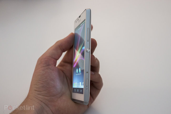 Sony Xperia SP pictures and hands-on - photo 2