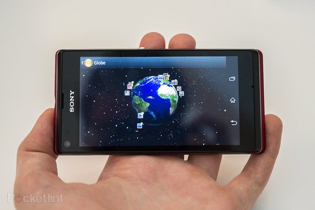 Sony Xperia L pictures and hands-on - photo 10