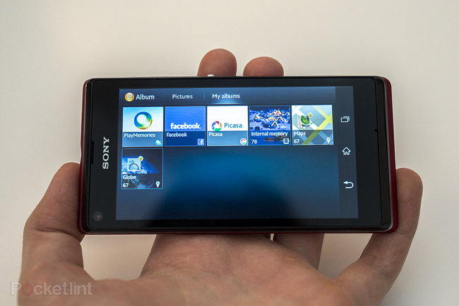 Sony Xperia L pictures and hands-on - photo 11