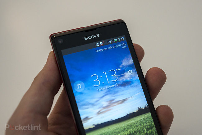 Sony Xperia L pictures and hands-on - photo 7