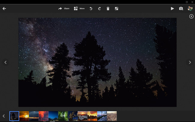 Google+ Photos app for Chrome previewed, brings auto-uploading, best shot selection - photo 6