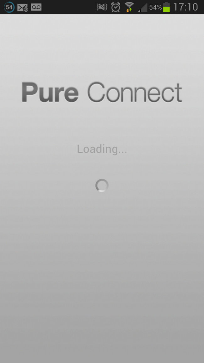 APP OF THE DAY: Pure Connect review (Android) - photo 3