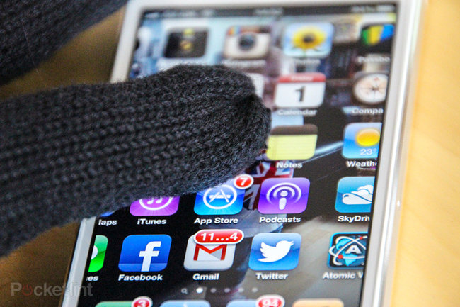 Hands-on: AnyGlove review... Turn any glove into a touchscreen glove - photo 1