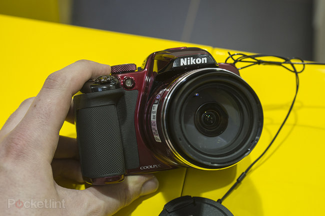 Nikon Coolpix P520 pictures and hands-on - photo 1