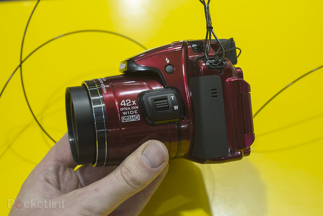 Nikon Coolpix P520 pictures and hands-on - photo 2