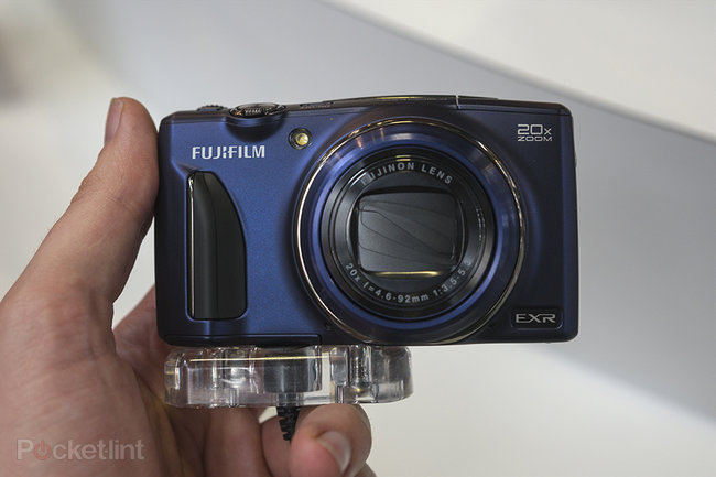 Fujifilm FinePix F900EXR pictures and hands-on - photo 1