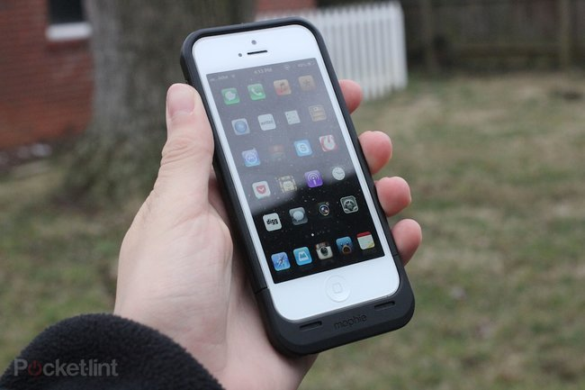 Hands-on: Mophie Juice Pack Air review - photo 1