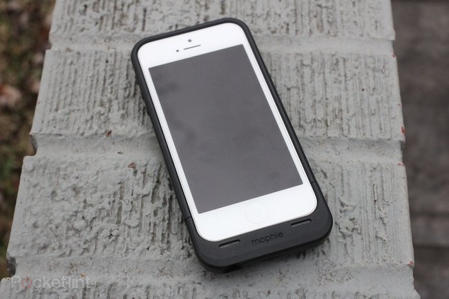 Hands-on: Mophie Juice Pack Air review - photo 8