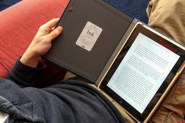 Bukcase turns your tablet into a book - photo 10