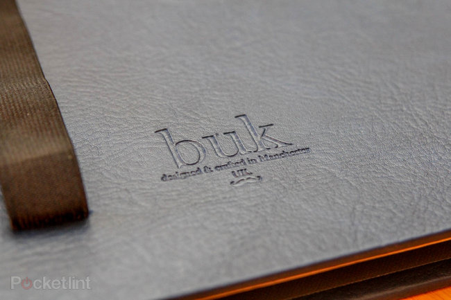 Bukcase turns your tablet into a book - photo 8