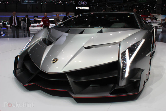 Lamborghini Veneno pictures and eyes-on - photo 18