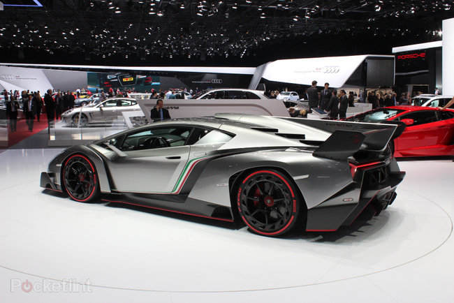 Lamborghini Veneno pictures and eyes-on - photo 4