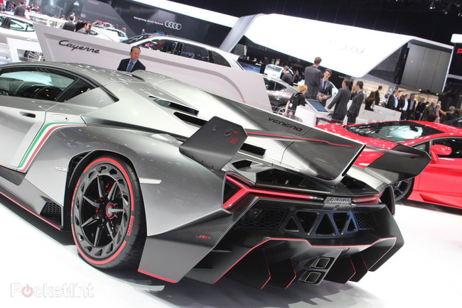Lamborghini Veneno pictures and eyes-on - photo 6