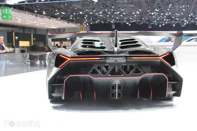 Lamborghini Veneno pictures and eyes-on - photo 7