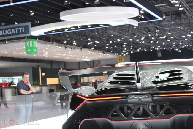 Lamborghini Veneno pictures and eyes-on - photo 8