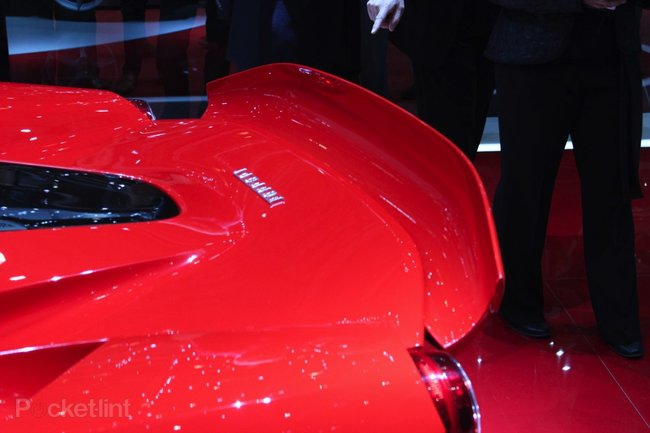 Ferrari LaFerrari pictures and eyes-on - photo 20