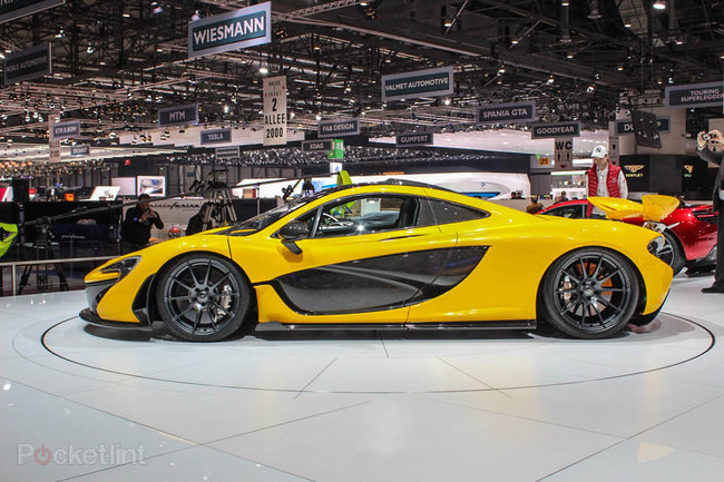 McLaren P1 pictures and hands-on - photo 3